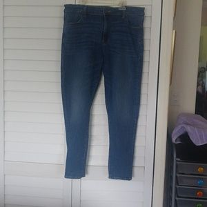 American Eagle Curvy Jeggings
